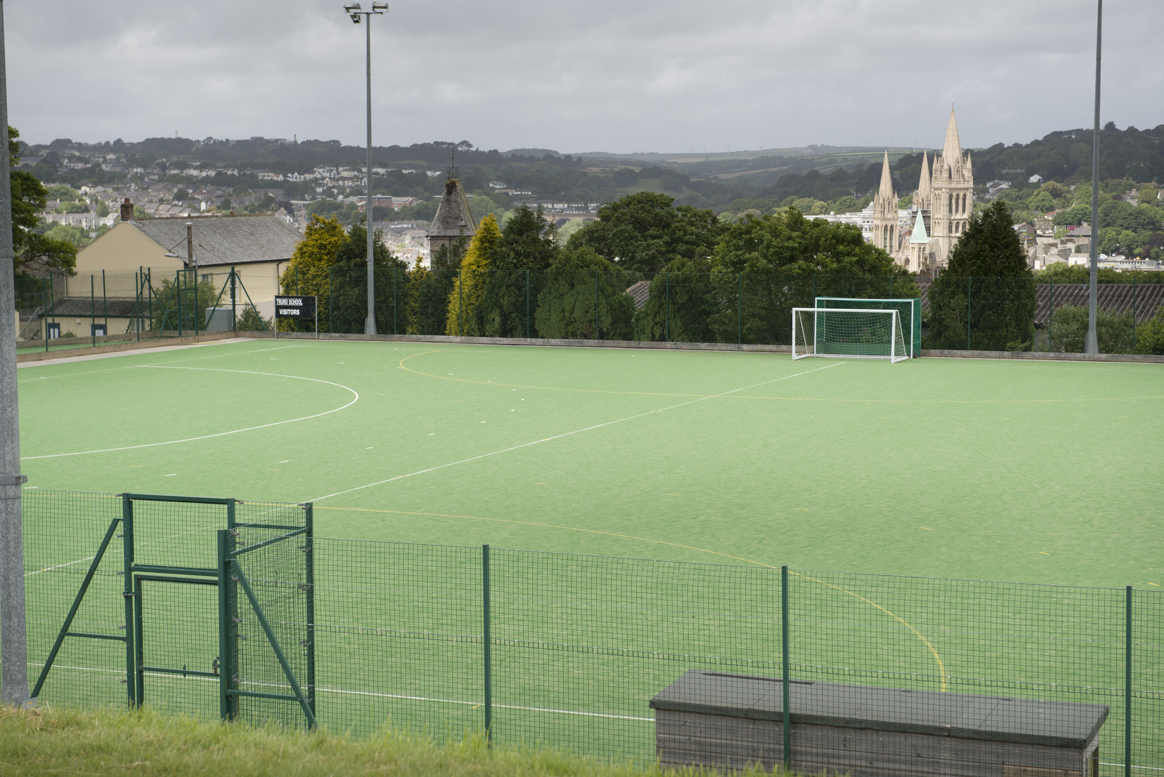 Outdoor Facilities Sir Ben Ainslie Sports Centre Cornwall